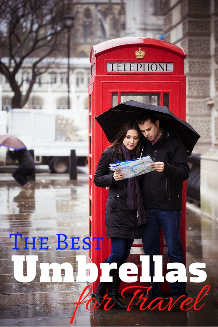The Best Umbrellas for Travel