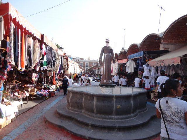 El Parian, hermosa Puebla...