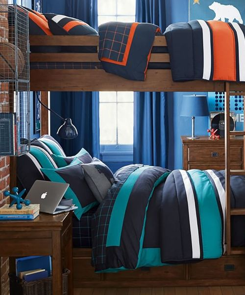 Little Boy Bedroom Themes Bedroom Colours And Ideas Bed Design For Master Bedroom Blue Yellow White Bedroom: Best 25+ Teen Boy Bedding Ideas On Pinterest
