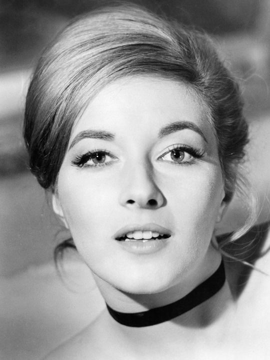 "Daniela Bianchi, my favorite bond girl, and favorite Bond movie ""From Russia with Love."""