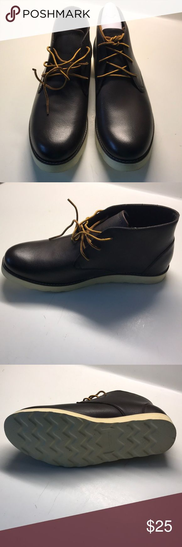 American Eagle, Men's Shoes, Size 12. American Eagle, Men's Shoes, Size 12.  NEVER WORN.  Dark Brown American Eagle Outfitters Shoes Flats & Loafers