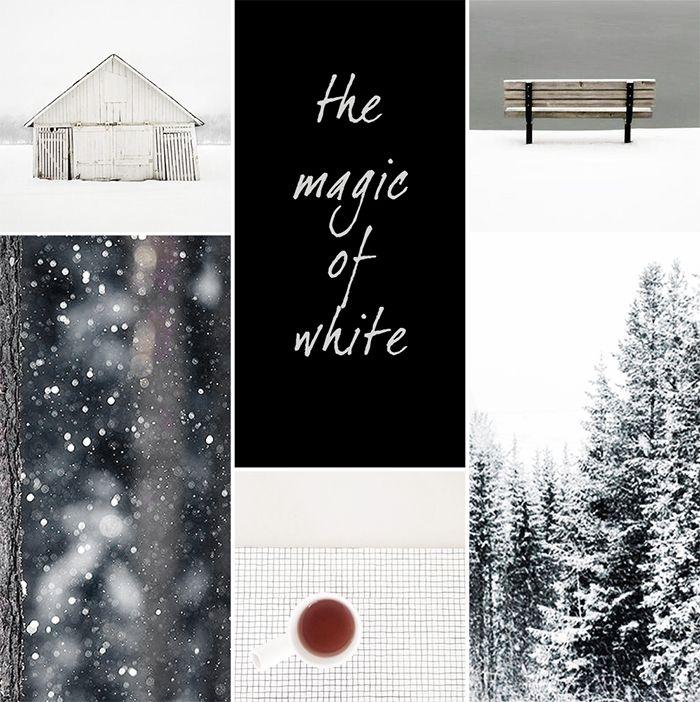 BEELDSTEIL.com M O O D | The Magic of White