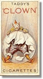 Cigarette Cards and Trade Cards collectors site - History of Tobacco Cards.