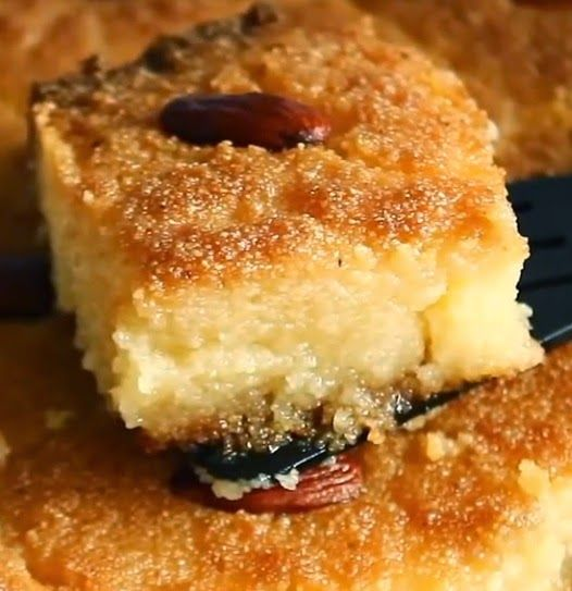 How to make Nammurah with cinnamon   food recipes for all