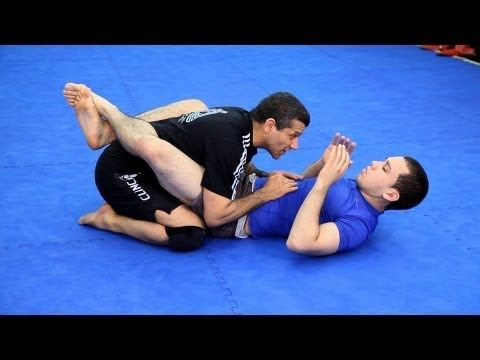 Ground Work Basics / Passing the Guard | MMA Fighting Techniques