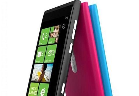 Nokia 800 SeaRay Windows Phone