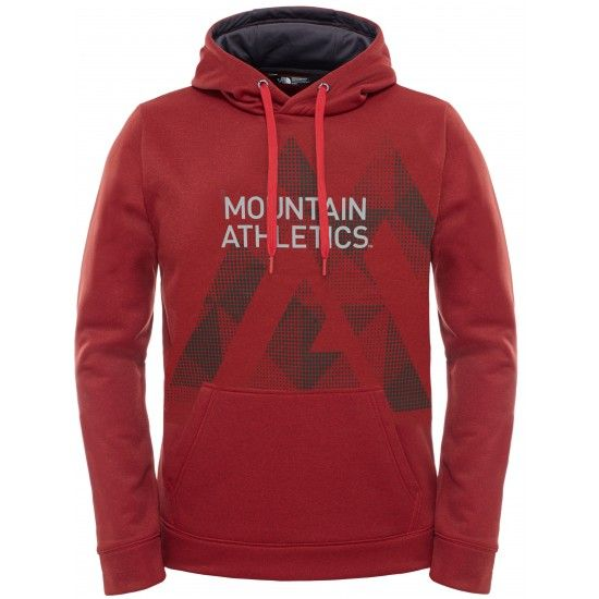 THE NORTH FACE MA Graphic Surgent Hoodie férfi pulóver