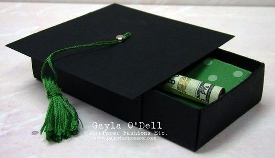 I LOVE this Graduation gift box. by carrie.little2