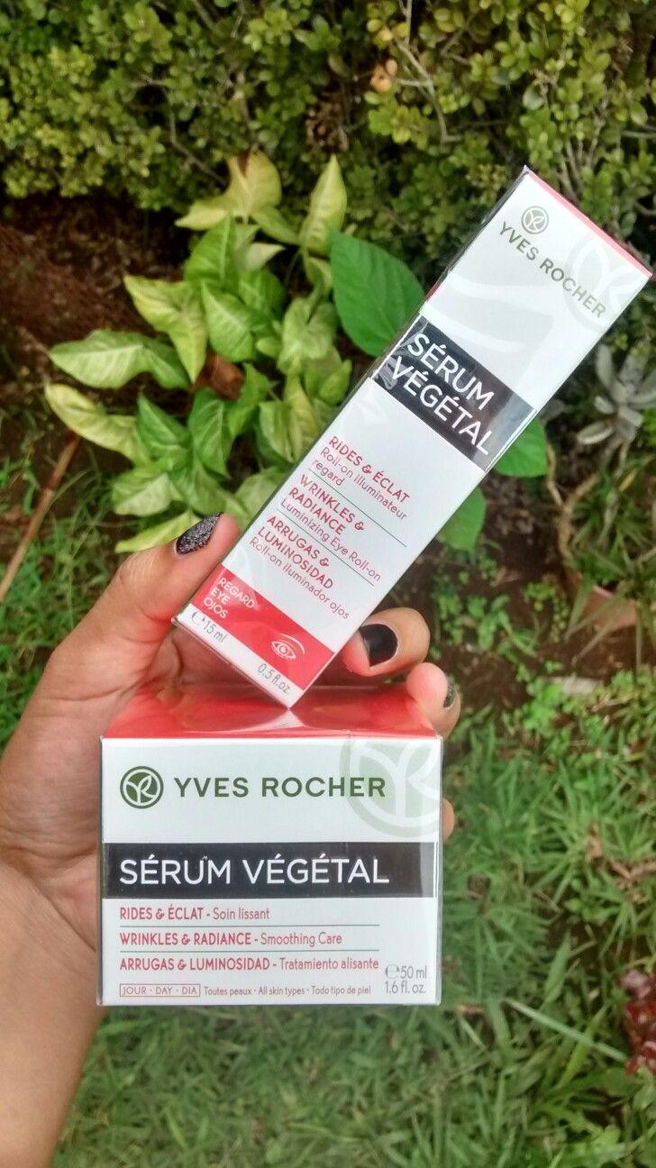 Set Luminosidad Vegetal ~ Serum Vegetal