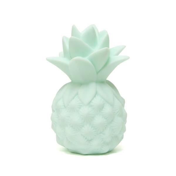 Nachtlicht, Ananas, mint