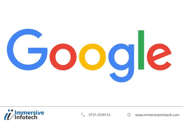 Unknown Facts About Google  1. The name 'Google' is actually derived from the mathematical term 'googol' which is basically 1 with a 100 zeros following it. 2. Co-founders Larry Page and Sergey Brin originally named Google 'Backrub'. 3. As part of their green initiative, Google regularly rents goats to mow the lawns of their mountain view HQ. 4. Thanks to Google Instant, you can't actually use the 'I'm Feeling Lucky' button anymore.