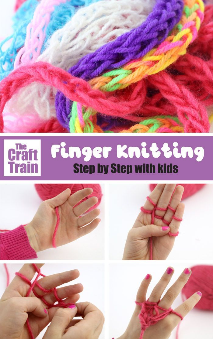 Let The Yarn Do The Color Work For You With