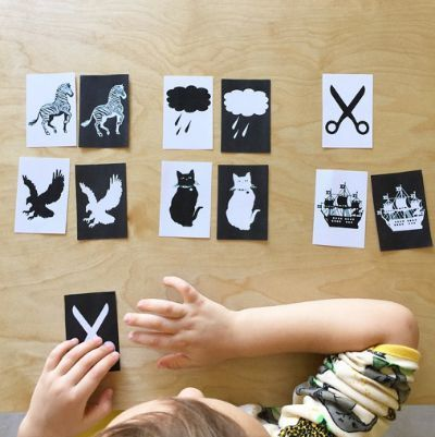 Visual Perception Activities for Children