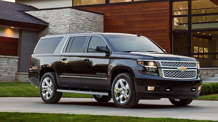 Chevrolet Suburban 2017: Was designed for you and your family. Features ... Chevrolet Suburban 2017: Was designed for you and your family. Features and reviews.   It is easy to set up the cargo space in a way that works for you. Available power release from the second row and power-folding flat third row Suburban seats give a versatile interior that delivers 3,447L (121.7 cu. Ft.) Of maximum load space...  #ChevroletSuburban #Vendo #x3 #Abantech #WestMarquette #suburban #southside…