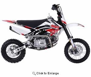 SSR 160 TR Pit Bike / Dirt Bike. FREE SHIPPING & Free Gloves! Deluxe model! Guaranteed Lowest Price!! Regular price: $1,995.00 Sale price: $1,499.00