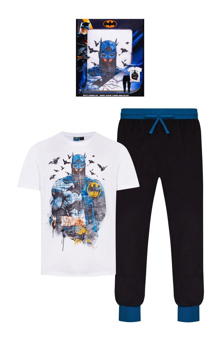 Primark - Batman Boxed Pyjama Set