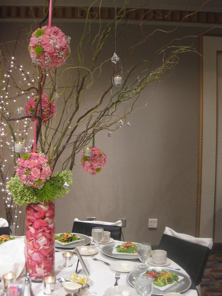 Mini tree centerpiece wedding ideas pinterest trees