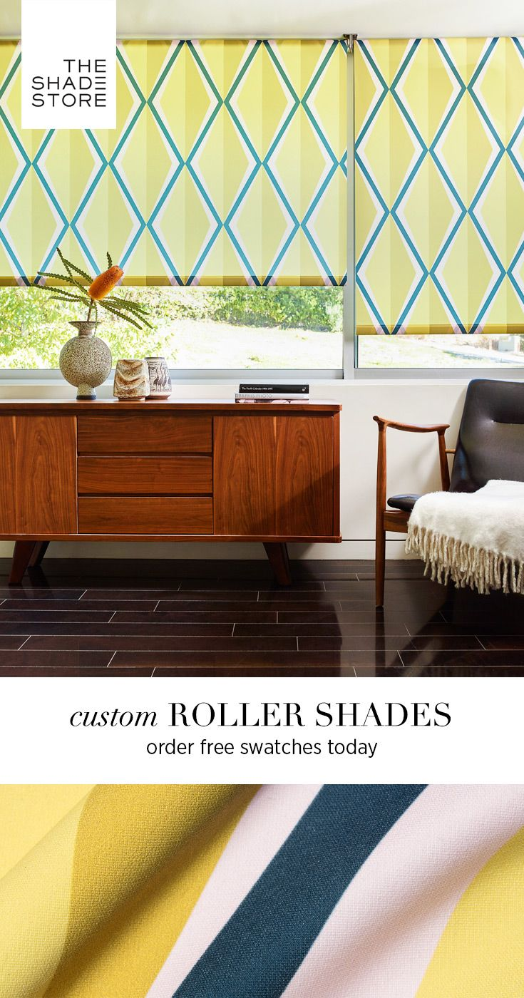 Modern 36 quot 40 quot blinds shades allmodern - Handcrafted In The Usa The Shade Store Provides The Finest Custom Shades Blinds