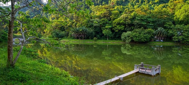 Cuc Phuong national park - great for summer day escaping from crowded city and burning sun.