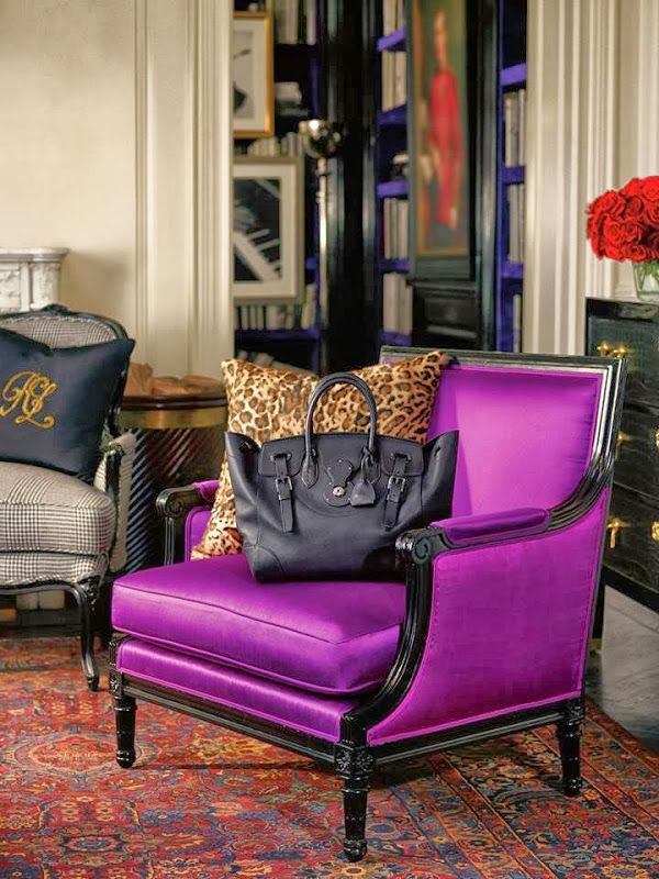 the duchess salon chair purple chair to die find this pin and more on ralph lauren home