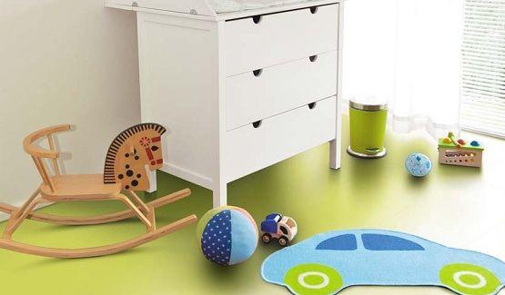 Green floor paint ideas for kid playroom   Flooring Ideas   Floor Design Trends
