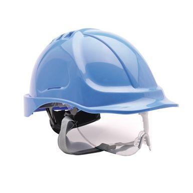 Portwest Endurance Spec Visor Helmet, offering dual protective qualities!