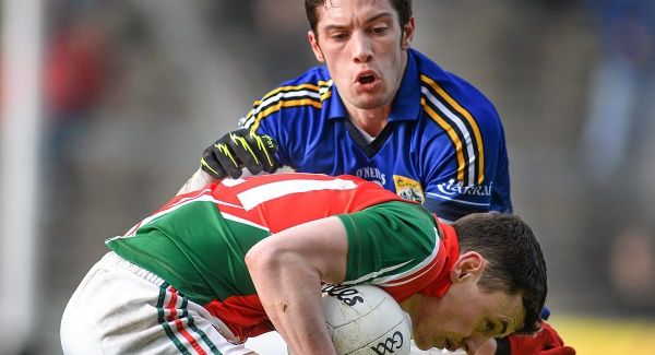 Mayo off the mark to leave faltering Kerry facing a battle | Irish Examiner