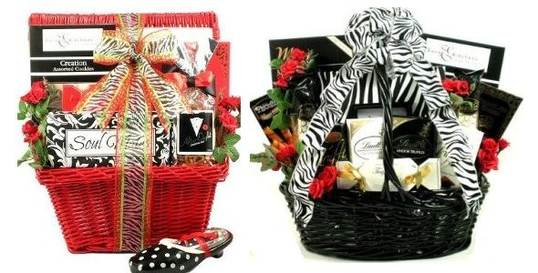 valentine's day gift basket for man