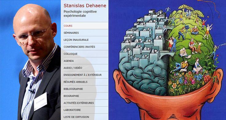 Cycle des conférences de Stanislas Dehaene: neurosciences et apprentissage - Campus FLE Education