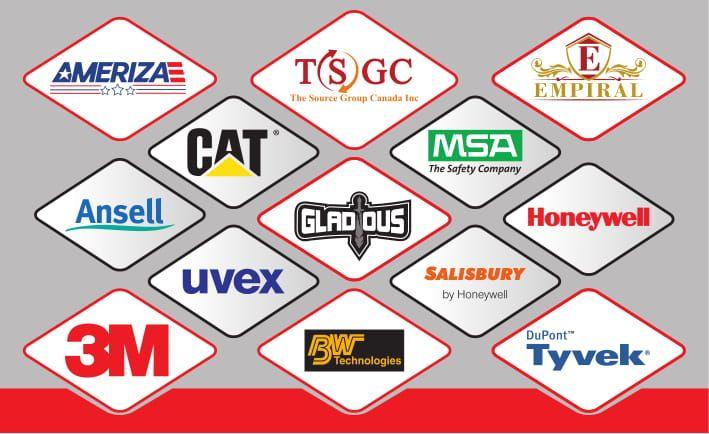 Our Brands Empiral Ameriza Gladious We Are Stockist 3m Uvex Tsgc Msa Cat Honeywell Bw Technologies Salisbury Anse Honeywell Technology Salisbury