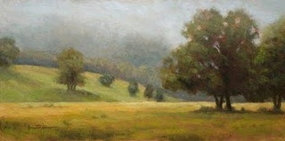 """Open Field"" Jonathan Howe Original"
