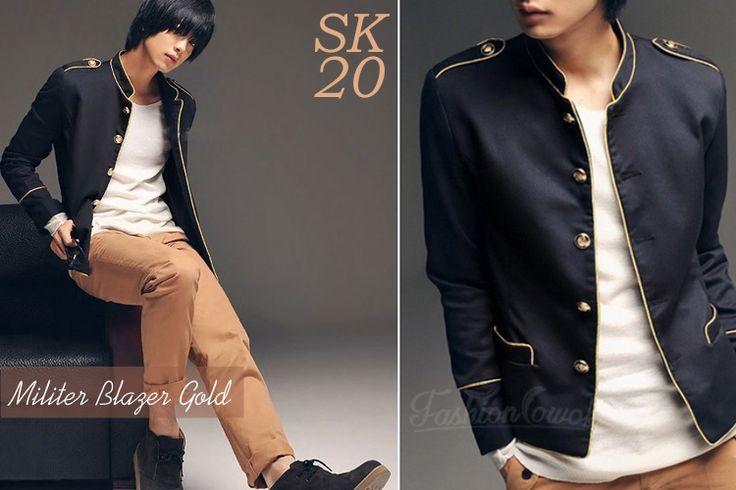 FASHION COWOK | Toko Jaket Online | Jaket Crows Zero | Jaket Korean Style | jual murah Genji's Black Korean Jacket Style Kode : SK-20 Harga : 270.000 Size : S, M, L, XL  Melayani pengiriman ke seluruh Indonesia. Untuk di Yogyakarta kita melayani COD juga lho gan. Langsung hubungi Kontak CS ya untuk informasi lebih lanjut. :)  Pin BBM : 2BC218D2 Hp : 085713222114  Untuk pembayaran bisa melalui Rekening BCA, BNI, BRI atau MANDIRI  Terimakasih,, Ditunggu Segera Orderannya...
