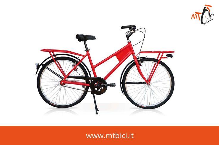 Trasporto è la bici speciale della famiglia Speedcross.   Grazie al particolare telaio con porta numero, Trasporto è una bicicletta particolare utilizzata per eventi, manifestazioni o per affissioni pubblicitarie. Il portapacchi anteriore di grandi dimensioni, consente di collocare sopra anche cestini più capienti e di renderla ideale anche per esposizioni di prodotti. Scopri di più su www.mtbici.it/biciclette/bici-speciali/bici-speciali-unisex-mod-trasporto-26-1v-alluminio-speedcross.h