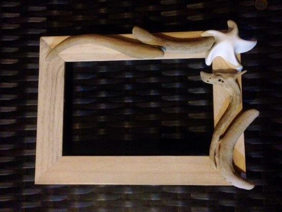Les 25 meilleures id es concernant hippocampe en bois for Arche en bois flotte