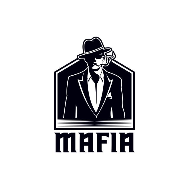 Mafia Vector Illustration For Your Company Or Brand Agent