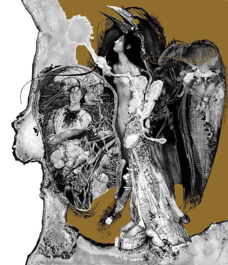 Ukrainian artist / Владислав Єрко. Ромео і Джульєтта / Romeo and Juliet illustrated by Vladislav Erko. Book illustration.