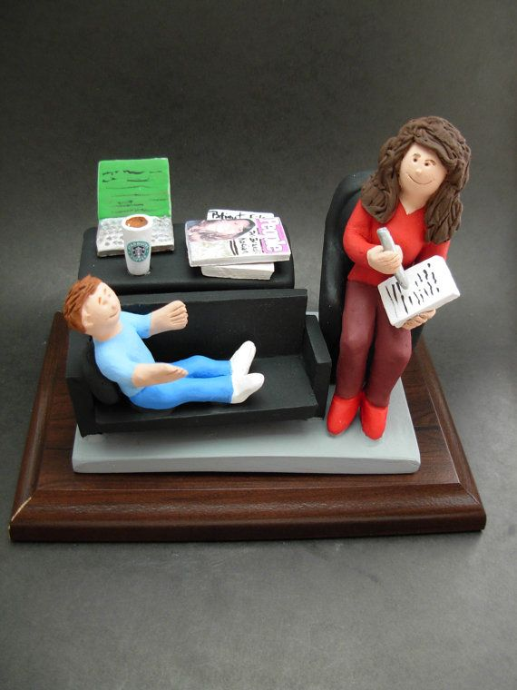 Personalized Therapist's Gift  www.magicmud.com    1 800 231 9814    magicmud@magicmud.com $225  Personalized #Medical Gift Figurines, custom created just for you!    Perfect present for all #Doctors, a  heartfelt gift for birthdays, graduations, anniversaries, new office openings, retirement, as a thank you to a great #physician  Surgeon, cardiologist, therapist, nurse, ob-gyno, podiatrist, psychiatrist, nephrologist, urologist, radiologist, any occupation made to to order by #magicmud