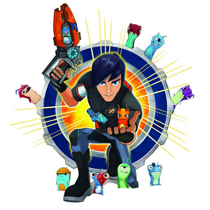 69 Best Images About Slugterra On Pinterest