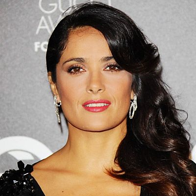 Salma+Hayek+Pinault's+Changing+Looks+-+2012 +-+from+InStyle.com