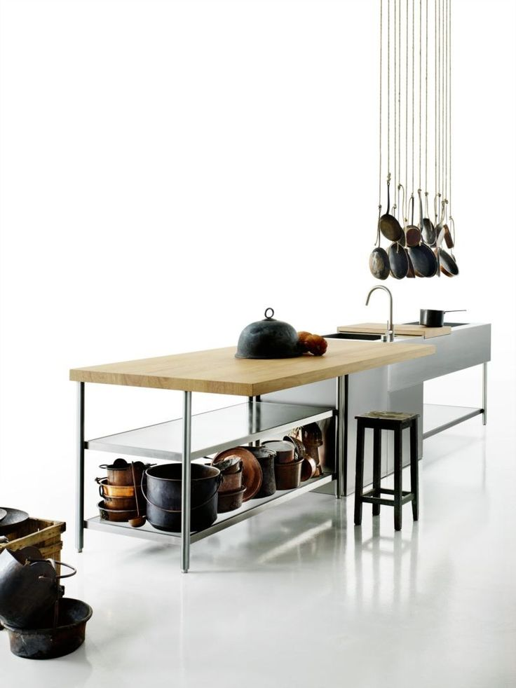 ll programma cucina Open firmato Piero Lissoni #kitchen