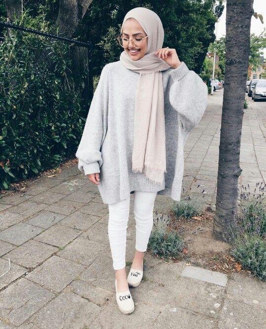 Başörtülü kadın giyim modelleri tesettür giyim -/- Fashionable Muslim Clothing for All Women \./