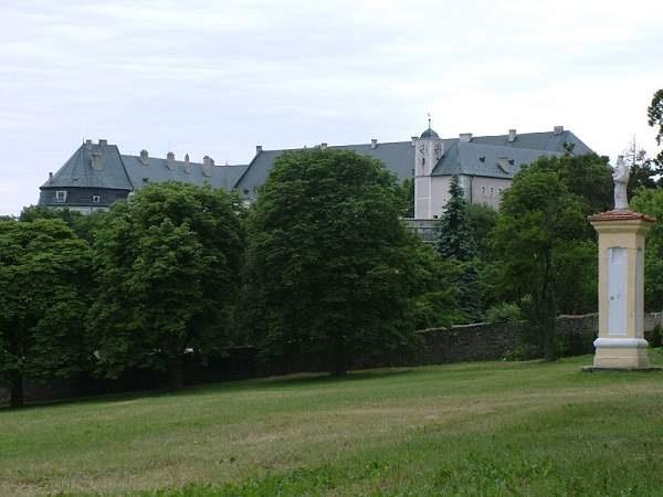Castle - Červený Kameň. Slovakia.