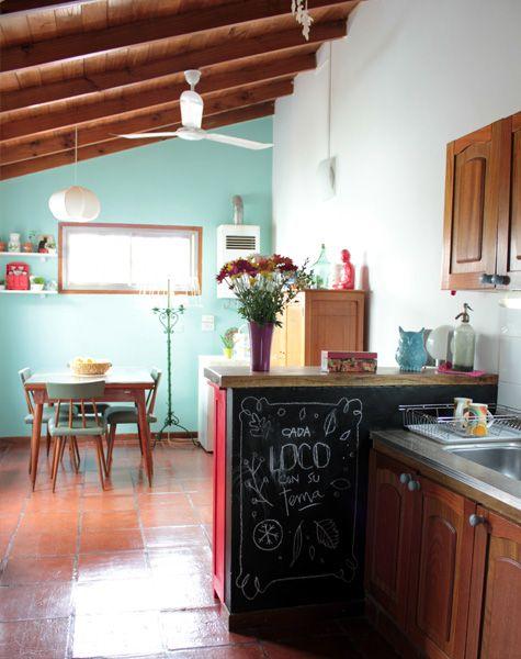 Art & Mañas » En casa de… Ana y Pablo