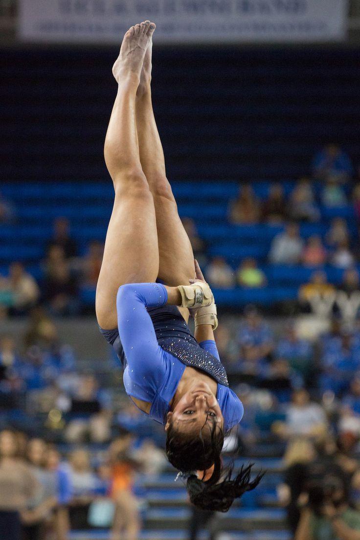 UCLA Gymnastics defeats Oregon State | Daily Bruin