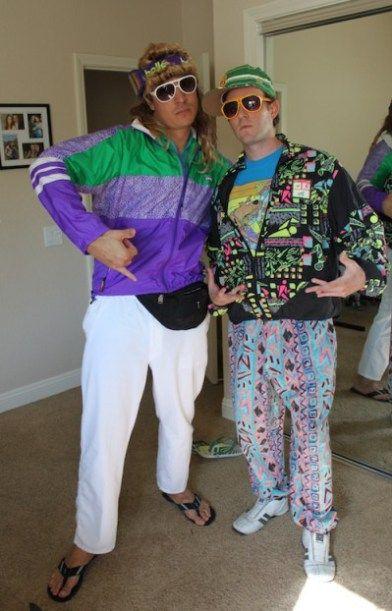 Best 80's Costumes