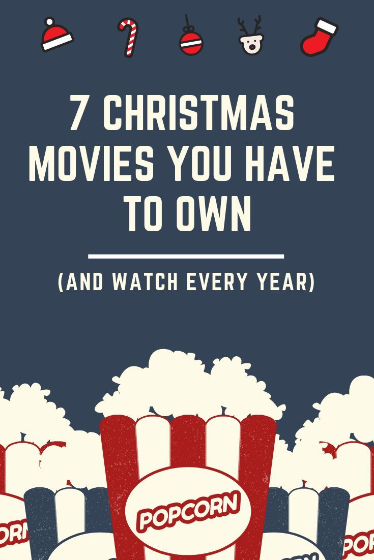 7 Classic Christmas Movies You Have To Own And Watch Every Year The Candy Lei Classic Christmas Movies Christmas Movies Classic Christmas
