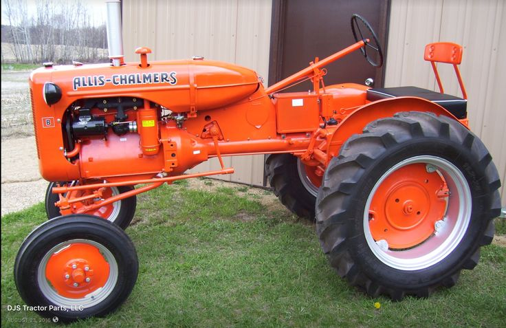 Allis-Chalmers Model B Tractor