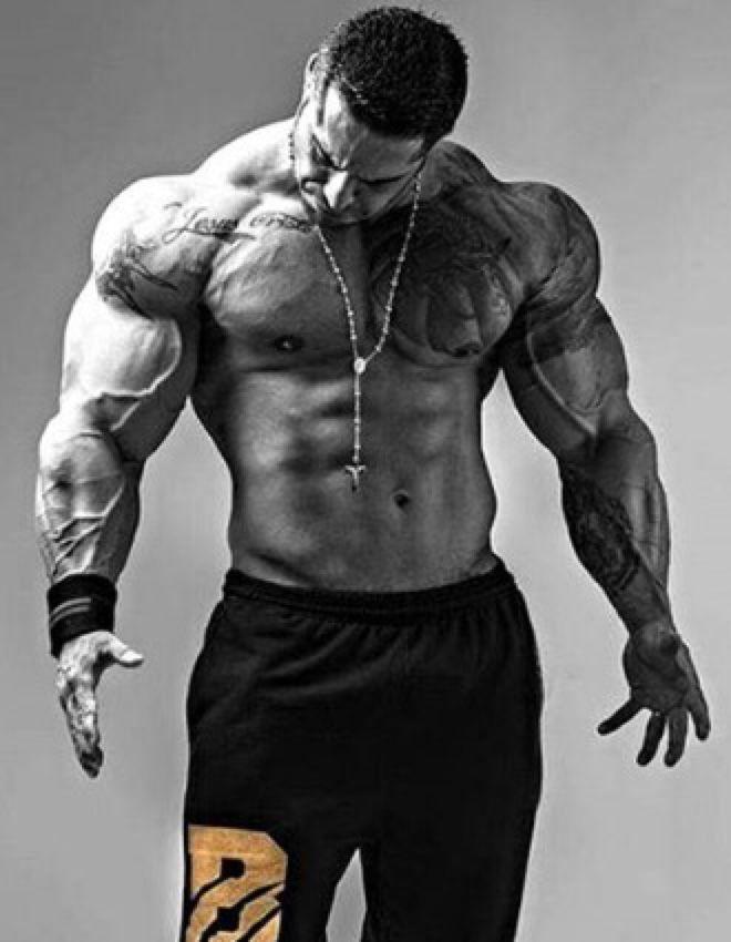 Virility — Bruno Moraes Cunha Anabolic. Steroids. Work