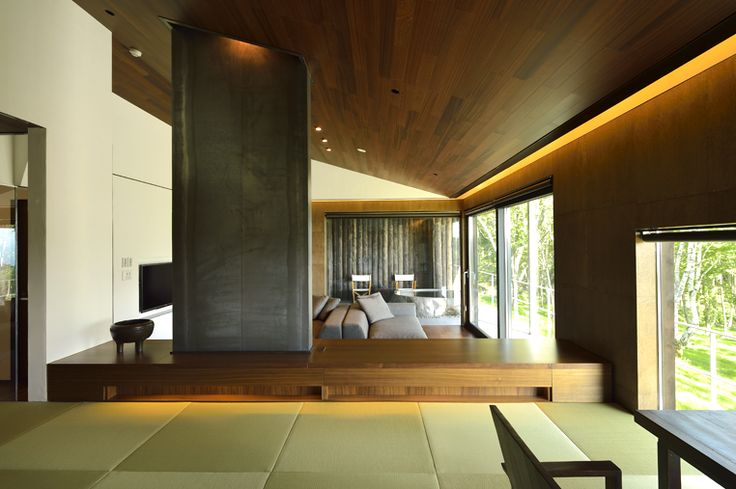 Washuku Villa || Zaborin 坐忘林 | Architect: nA Nakayama Architects | Photographer: Ken Goshima