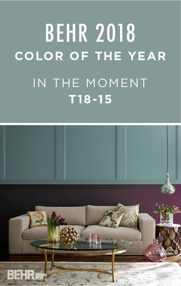 656 best new home inspiration images on pinterest - Behr color of the year ...